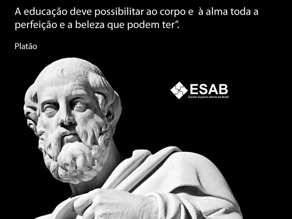 Famosos Frase para reflexão | ESAB IZ96
