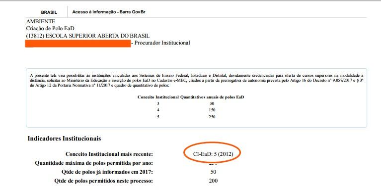 a esab é a única instituição de ensino superior ead do brasil coma esab é a única instituição de ensino superior ead do brasil com nota institucional máxima \u003e