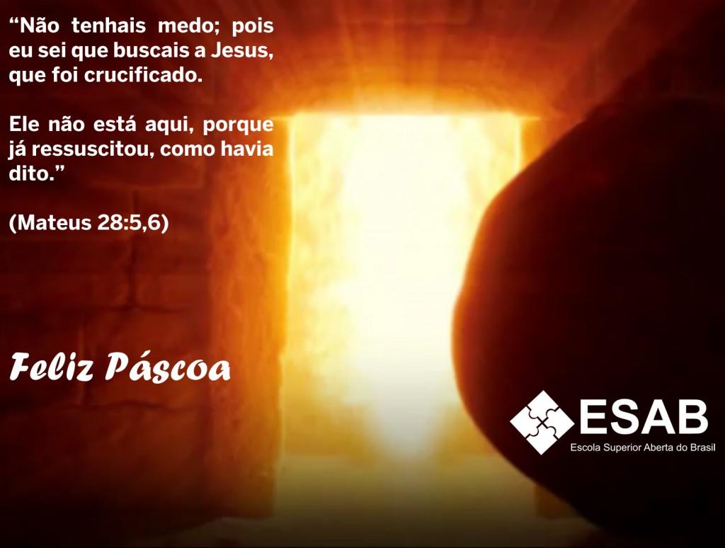 Feliz Páscoa 2019