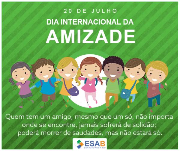ESAB_DIA_DA_AMIZADE